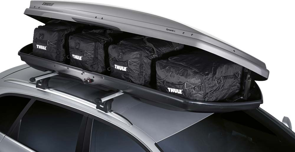 thule dynamic l roofbox buy thule roofboxes online. Black Bedroom Furniture Sets. Home Design Ideas