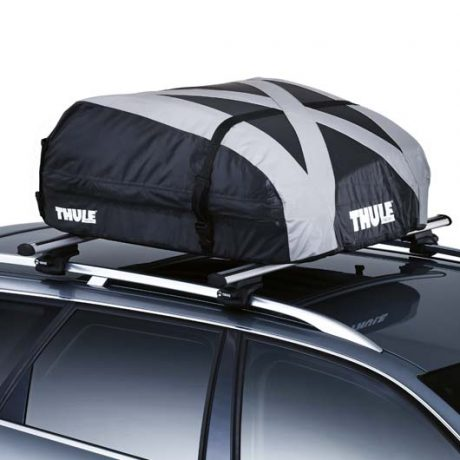 Thule Ranger 90, Foldable roof box