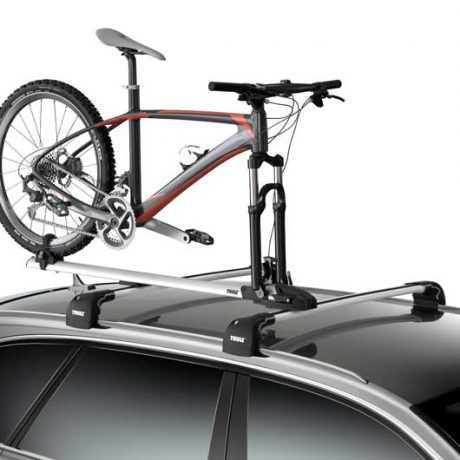 Thule ThruRide 565 - Roof mounted bike rack