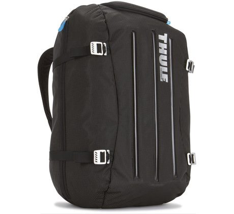 Thule Crossover 40L Duffel Pack in Black