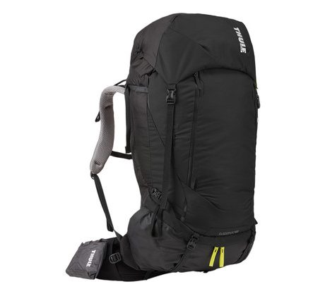 Thule Guidepost 65L in Obsidian