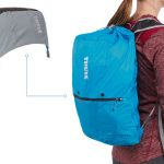Have two packs in one when you remove the lid and transform it into a spacious 28L summit backpack