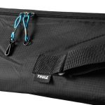 Designed with double zippers to fit together with Thule SkiClick 7291.