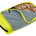 Keep clothes organized while traveling thanks to removable packing cube-Dark Shadow