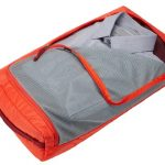 Keep clothes organized while traveling thanks to removable packing cube-Ember