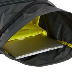 Protect your tablet in the dedicated storage pocket with soft, interior lining