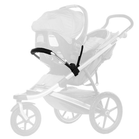 Compatible with popular infant car seat models